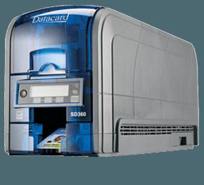 DATACARD SD360 DUAL SIDED