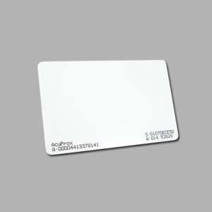 Cartão Proximidade 125KHZ